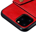 iPhone 13 Pro - Effektfullt FLOVEME Skal med Korthållare