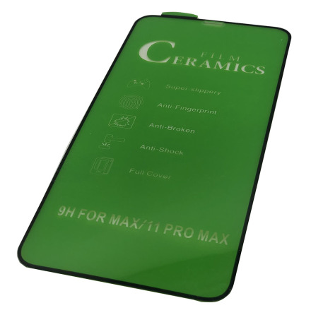 iPhone 11 Pro Max Keramiskt Skärmskydd HD 0,3mm