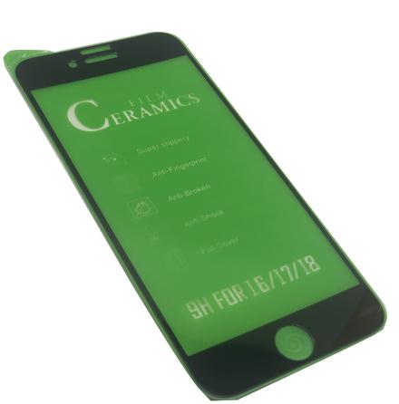 iPhone SE 2020 Keramiskt Skärmskydd HD 0,3mm