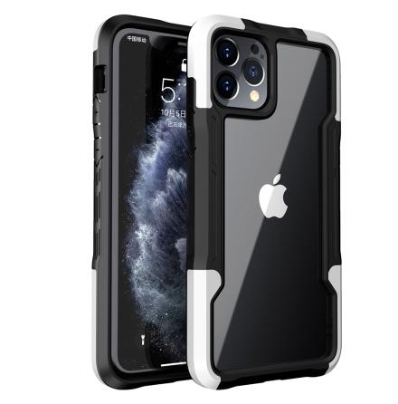 iPhone 12 Pro - Stilsäkert Stötdämpande Skal