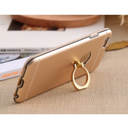 Stilrent iPhone 5/5S skal med ringhållare från FLOVEME