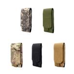 Slitstark Bältesväska för mobiltelefoner (Stl L/XL)