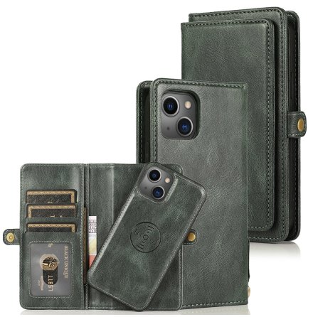 iPhone 13 - Professionellt Praktiskt Plånboksfodral