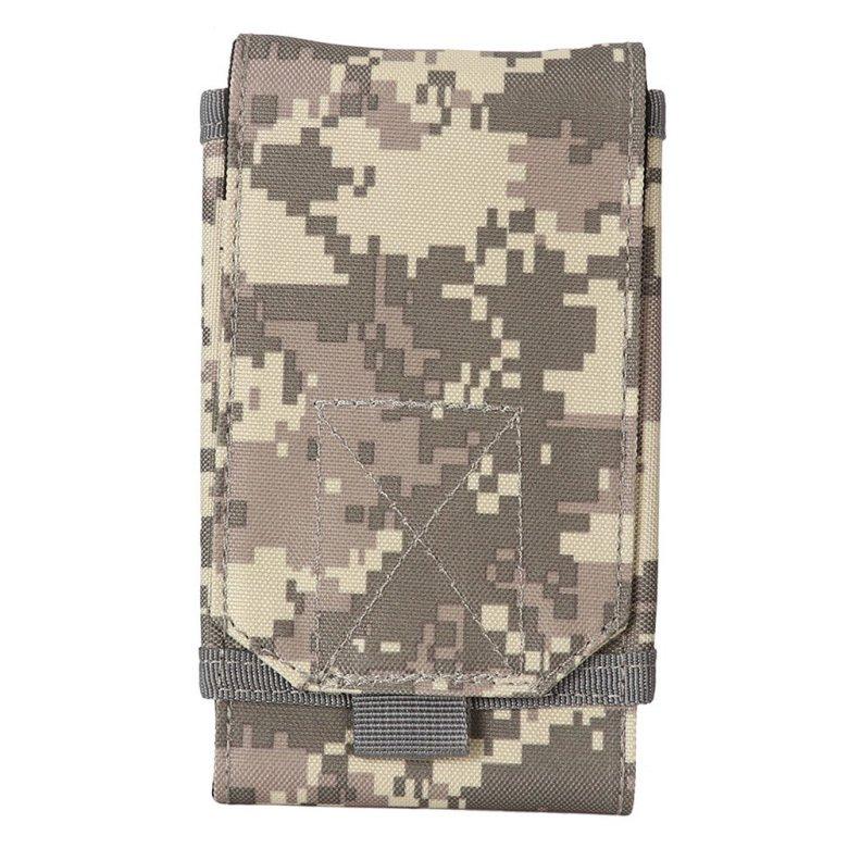 Slitstark Bältesväska för mobiltelefoner (Stl LXL)