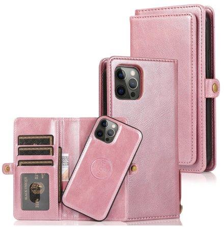 iPhone 13 Pro Max - Elegant Praktiskt Plånboksfodral