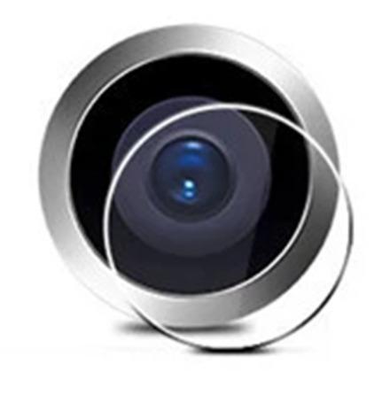 iPhone 8 Kameralinsskydd Standard HD