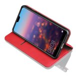 LEMAN Stilrent Plånboksfodral för Huawei P20 Pro