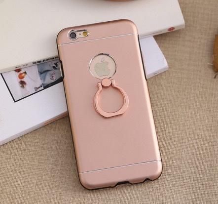 Artikelbild  Stilrent iPhone 6 6S skal med ringhållare från FLOVEME 87bf5a95c68e3