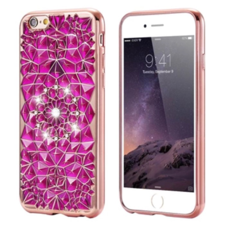 iPhone 6/6S - Stilrent Skal (Diamond)