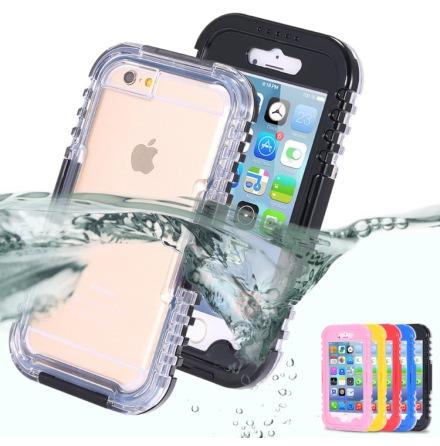 iPhone 6/6S - FLOVEME Vattentätt fodral