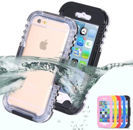 iPhone 6/6S - FLOVEME Vattentätt fodral - ORIGINAL -