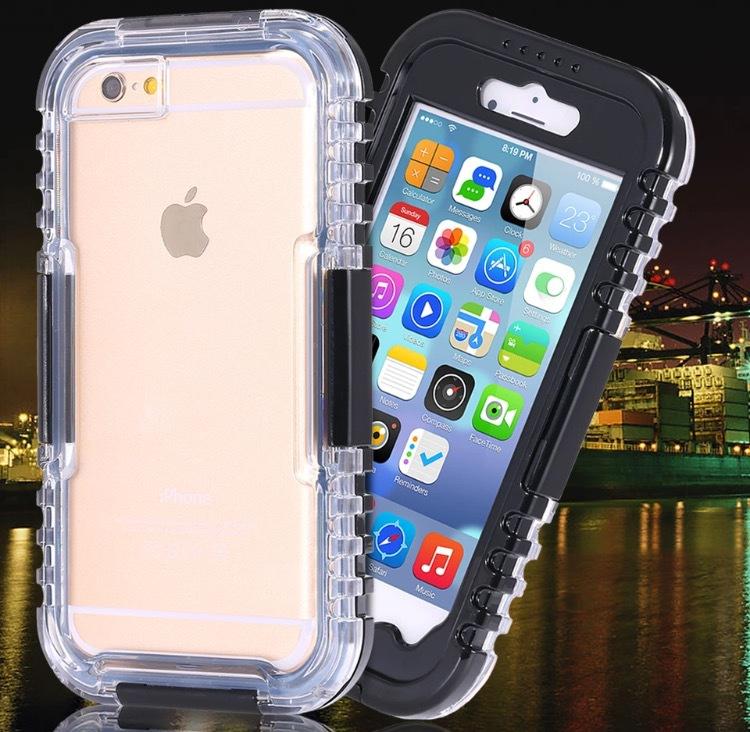 iPhone 6 6S - FLOVEME Vattentätt fodral - mobilrex 5fdedf32e297c