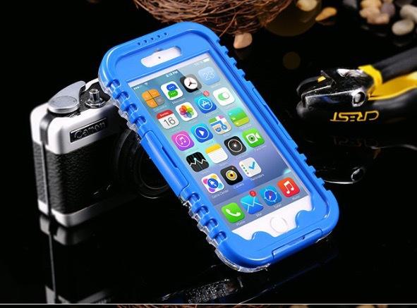 Artikelbild  iPhone 6 6S - FLOVEME Vattentätt fodral 9b713905da064