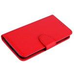 Samsung Galaxy A6 - Stilrent Plånboksfodral från NKOBEE