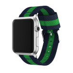 Stilrent Armband i Nylon till Apple Watch 42mm 3/2/1