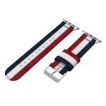 Stilrent Armband i Nylon till Apple Watch 38mm 3/2/1