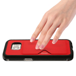 DUX DUCIS - Stilrent Skal med Kortfack - Samsung Galaxy S7