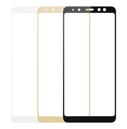 MyGuards Heltäckande Skärmskydd - Samsung Galaxy A6 (2018)
