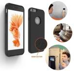 Praktiskt Anti-Gravity Silicon skal för iPhone 6/6S FLOVEME