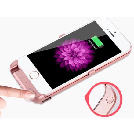 iPhone 6/6S - Powerbank/Extra batteri (10000mAh)