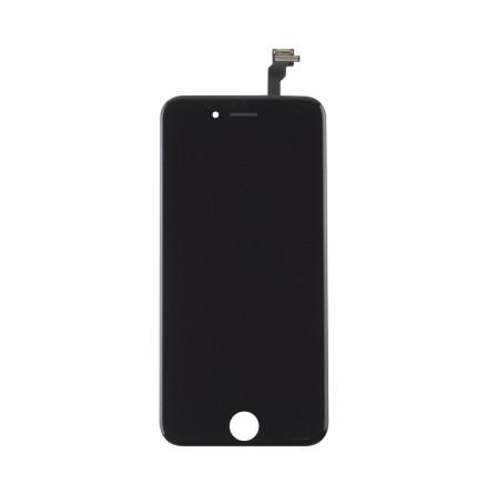 iPhone 6S - Skärm LCD Display Komplett med smådelar (SVART)