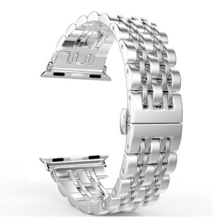 Apple Watch 42mm - Stilren stållänk