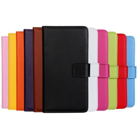 Stilrent VINTAGE Plånboksfodral i läder för iPhone 7 Plus