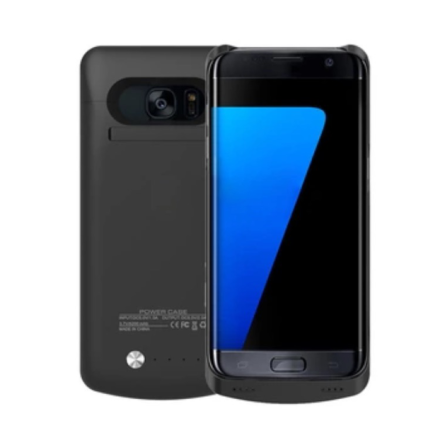 Powerbank/Extra batteri - 5200mAh - för Samsung Galaxy S7 Edge