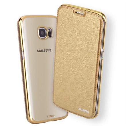 Samsung Galaxy S7 Edge - Stilrent ORIGINAL-Fodral från XUNDD