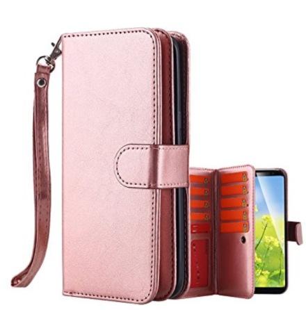 Elegant 9 KORTS Plånboksfodral  för Samsung S7 EDGE - FLOVEME