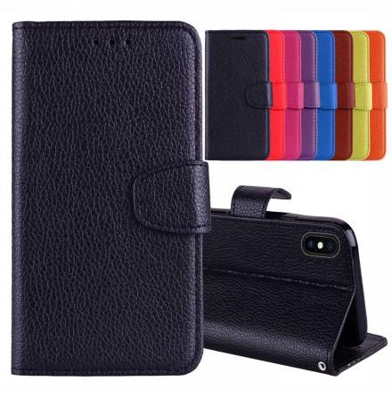 Praktiskt Fodral med Plånbok till iPhone XR