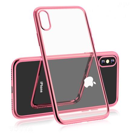 Skyddsskal för iPhone XR (Electroplated)