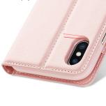 iPhone XR - Plånboksfodral i PU-Läder av Hanman