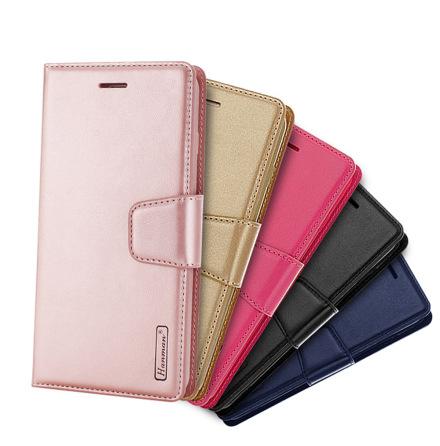 Elegant Fodral med Plånbok från Hanman - iPhone XR