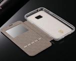 iPhone 5C - Smartfodral med fönster och svarsfunktion