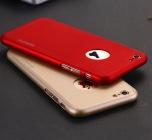 iPhone 6/6S - Stilrent Skyddsfodral (Fram och bak)