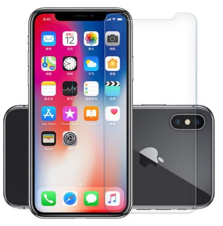 HuTech Skärmskydd (Pansarglas) för iPhone XS Max