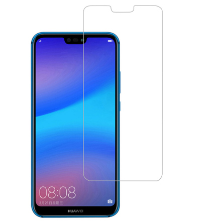HuTech Skärmskydd (Pansarglas) för Huawei P20 Lite