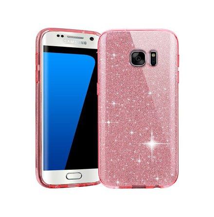 Effektfullt Skal (CRYSTAL) för Samsung Galaxy S7 Edge