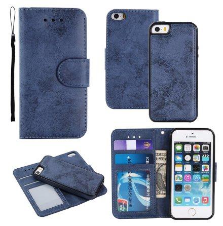 Smart Fodral med Dubbelfunktion till iPhone 5/5S/SE