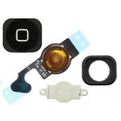 iPhone 5C - Hemknapp Svart
