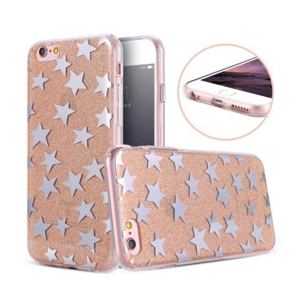 iPhone 6/6S Elegant Crystalstar-skal från FLOVEME
