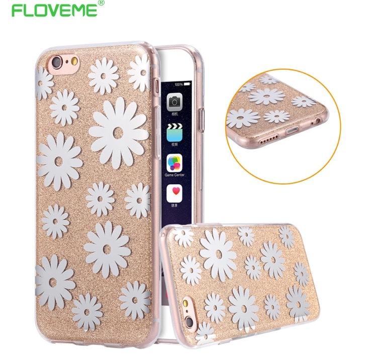 Artikelbild  iPhone 6 6S Elegant Crystalflower-skal från FLOVEME e4171c871f42f