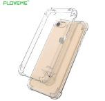 Stilrent silikonskal med extra tjocka hörn för iPhone 6/6s PLUS