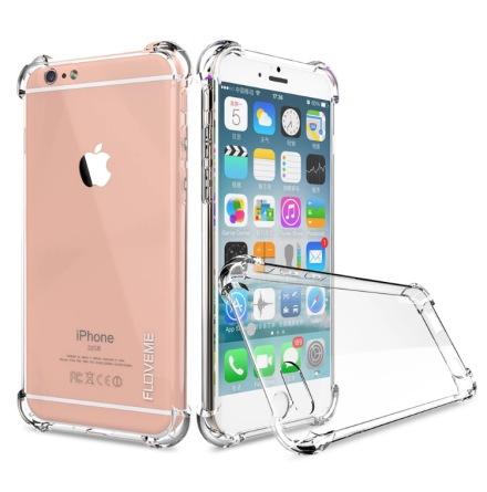 Stilrent silikonskal med extra tjocka hörn för iPhone 7
