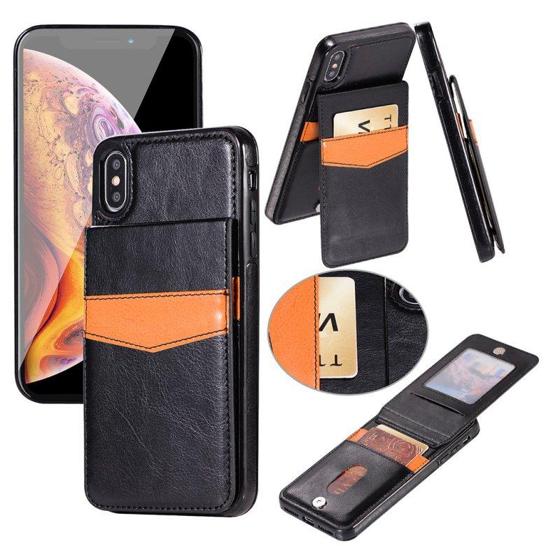 iphone se skal plånbok