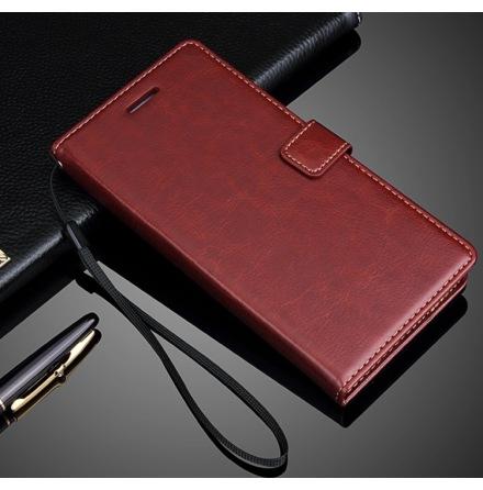 Stilrent plånboksfodral för Huawei P9 PLUS från HAISSKY (ORGINAL)