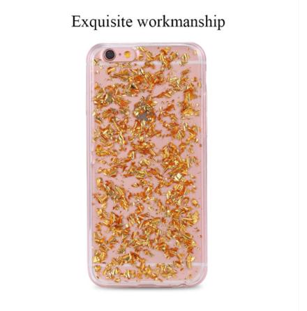 iPhone 6/6S Elegant Crystal-flake skal från FLOVEME