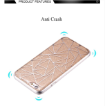 iPhone 6/6S plus -  Elegant Crystal-skal från Snowflake  (ORIGINAL)