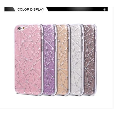 iPhone 6/6S -  Elegant Crystal-skal från Snowflake